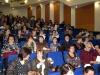 Актовый зал до начала заседания