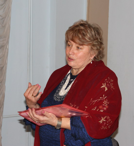 Председатель ассоциации Житкова О.А.