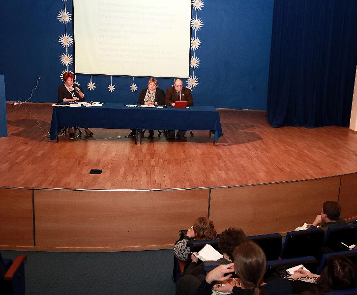 Обучение экспертов ГИА - 2012